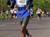 Marathon Sénart 2012 défi l'Ecrivain Marathonien Ronald Tintin