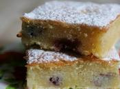 Gâteau Cerises Amandes