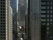 Gotham City ville sombre stupéfiante