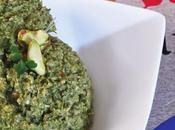 Pesto pistache basilic