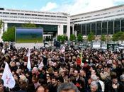 dimanche après-midi meeting François Hollande Bercy
