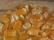 Cake mandarines