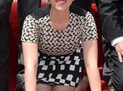 Scarlett Johansson reçoit étoile Walk fame