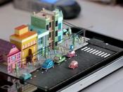 Concept iPhone avec technologie donne quoi