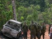 FARC Brésil veut aider journaliste français