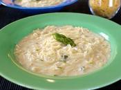 Soupe vermicelles express bouillon d'asperges