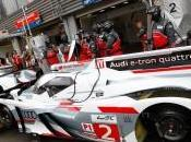 Qualifications Audi hybride pole
