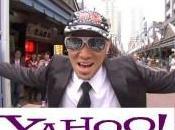 Yahoo! Lancement navigateur