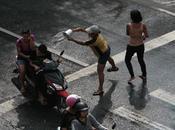 Songkran, fête mouille...