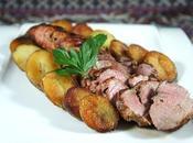 Filet porc moutarde