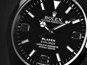 Blaken Custom Rolex
