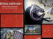 DÉFENSE D'AFFICHER, site Favourite Website Awards