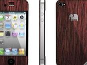 iPhone Trunket America Rosewood
