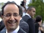 François Hollande président République