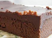 Gâteau chocolat mascarpone, glaçage
