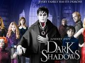 Dark Shadows, Burton