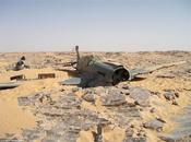 chasseur disparu 1942 retrouvé dans désert égyptien