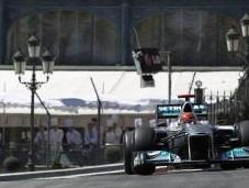 Schumacher reculera places Monaco
