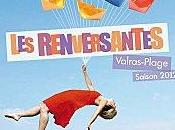 Renversantes festival d'été Valras-Plage