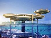 hôtel sous-marin Dubaï