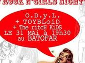 Rock'n'Girls Night Batofar