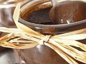 Petits pots crème chocolat