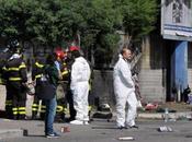 #Italie bombe explosé devant lycée #Brindisi. vrai carnage [vidéo]