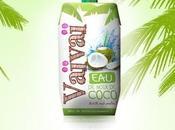 L'eau coco, boisson énergisante buzze