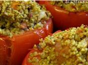 Tomates farcies céréales