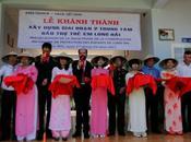 Vietnam maison sociale pour enfants s'agrandit