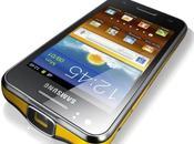 Samsung GALAXY Beam avec processeur ST-Ericsson