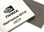 680M futur fleuron mobile chez NVIDIA