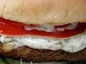 Burgers Texas, sauce ranch