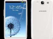 Galaxy SIII vente Dubaï, semaine avant sortie Européenne
