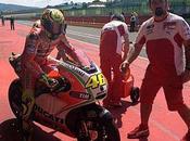 Ducati test Mugello