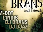 Brans Friends (L'Indis, M-Dot…) [Concert]