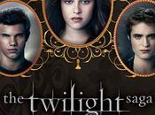Livre Mémoire Saga Twilight