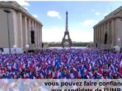 Clip législatives Sarkozy, retour refoulé l'UMP