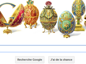 Doodle Google Pierre-Karl Fabergé l'honneur