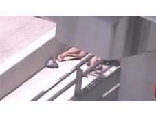 Miami, cannibale entièrement dévore visage d'un