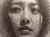 Portrait femme dessin