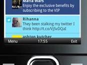 Opera Mini mises jour automatiques réseaux sociaux