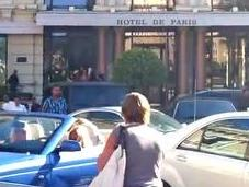 L'accident millions dollars Monaco