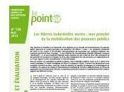 Filières industrielles vertes priorité mobilisation pouvoirs publics