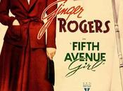 fille cinquième avenue Fifth Avenue Girl, Gregory Cava (1939)