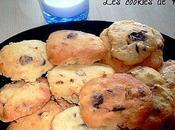 recettes Chicken testées approuvées lecteurs: cookies Roxane pepites chocolat noix pecan