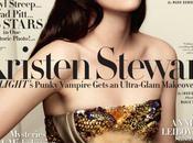 Sublime Kristen Stewart couverture prestigieux Vanity Fair