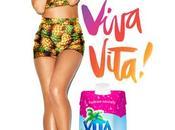 Rihanna n'est conasse, c'est ananas (pub Vita Coco)