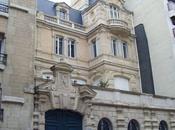 Façade d'Hôtel Particulier parisien