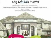Home première maison rêve écologique, virtuelle personnalisée